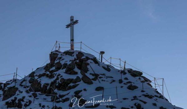 Mont Fort Gipfel