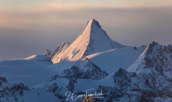 Alpenglühen Matterhorn