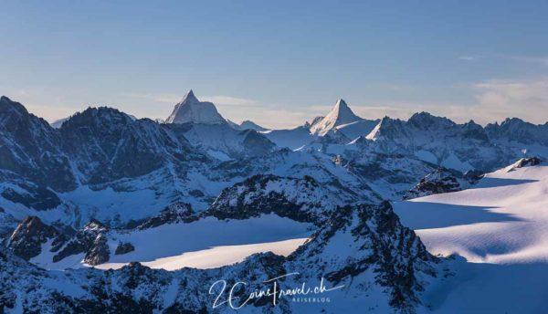 Dent Blanche Matterhorn