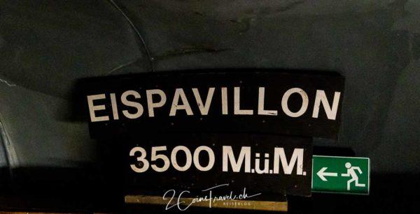 Eispavillon 3500 M.ü.M.