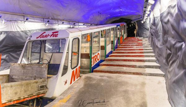 Metro Alpin Saas Fee