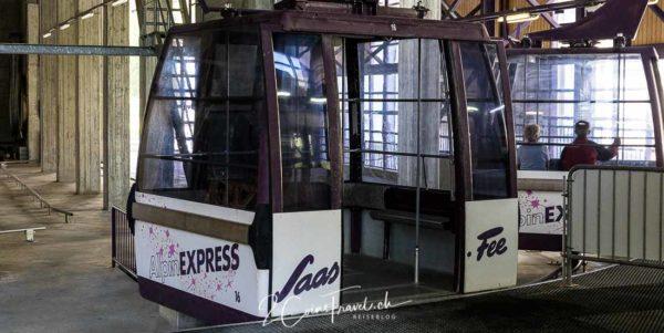 Alpin Express Saas Fee