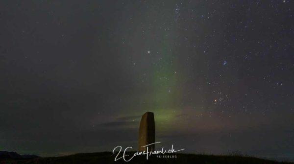 Aurora Borealis Nordlichter Island