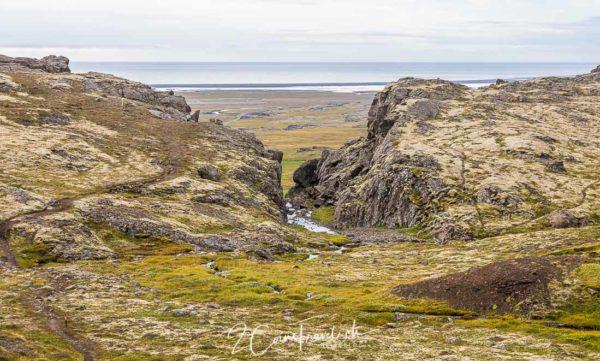 Wanderweg Hjallanes