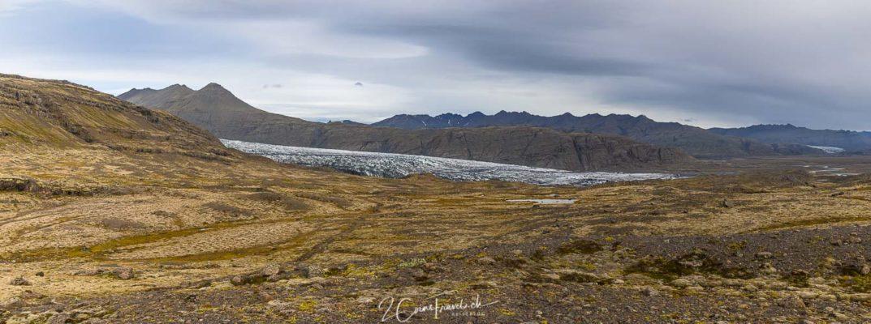 Skálafelljökull Gletscher Island