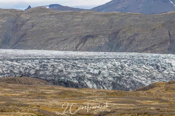 Wanderung Skálafelljökull Island