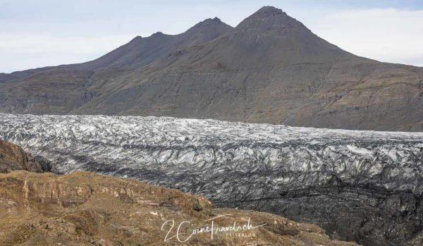 Skálafelljökull Gletscher